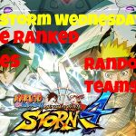 WHY ARE U DISCONNECTING?! [NINJA STORM WEDNESDAYS: NARUTO STORM 4 ONLINE RANKED BATTLES] [#1] − アフィリエイト動画まとめ