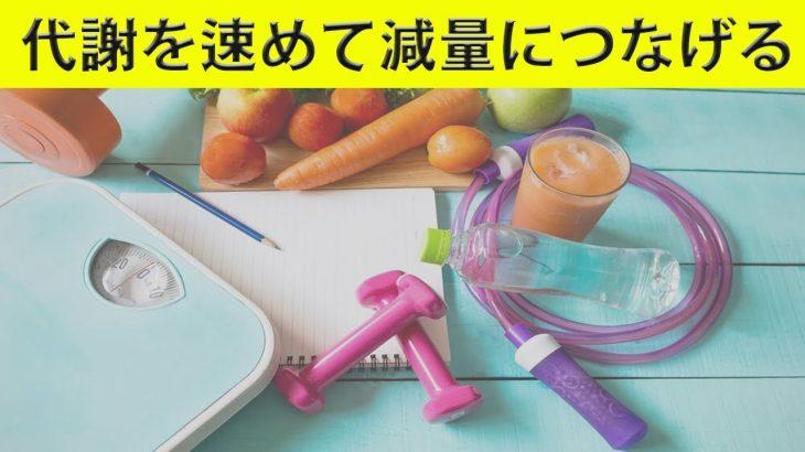 代謝を速めて減量につなげる2つのダイエットプラン 『健康寿命』 − アフィリエイト動画まとめ