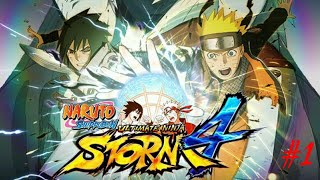 La historia de los ninjas! Hashirama vs Madara   #1 Naruto Ultimate Ninja Storm 4 − アフィリエイト動画まとめ