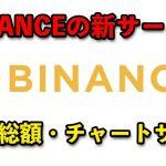 【仮想通貨】Binance(バイナンス)に時価総額・チャートサイト実装!【CoinMarketCap】 − アフィリエイト動画まとめ