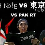 Death Note VS Tokyo Ghoul VS Pak RT Parody − アフィリエイト動画まとめ