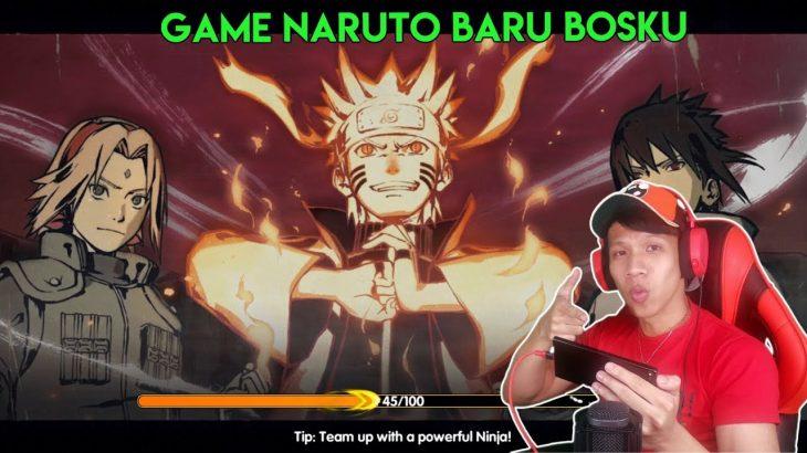YES ! Game Naruto Baru Di HP ! Bahasa Inggris, KEREN ! − アフィリエイト動画まとめ