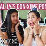 IMITANDO TIK TOK (EX MUSICAL.LY) con XIME PONCH ¡La Pereztroica! – アフィリエイト動画まとめ