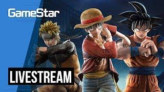 Son Goku vs Naruto   Jump Force Livestream − アフィリエイト動画まとめ