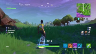 Silent-fortnite-game-play