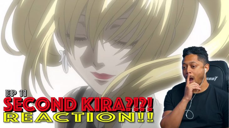 Second Kira?! First Time Watching Death Note Episode 11 Reaction − アフィリエイト動画まとめ
