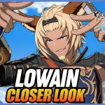 Lowain – Closer Look by Tyrant + Packz – Granblue Fantasy Versus − アフィリエイト動画まとめ