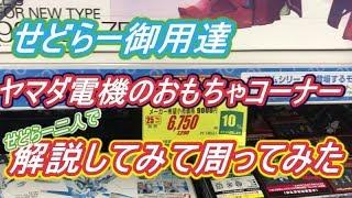 【店舗せどり】ヤマダ電機「おもちゃコーナーの見方も語る」【初心者】【せどりとは】 − アフィリエイト動画まとめ