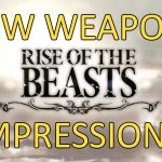 【Granblue Fantasy】New ROTB Weapons Impressions − アフィリエイト動画まとめ