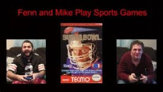 Fenn-and-Mike-Play-Sports-Games-Ep.-26-Tecmo-Super-Bowl-NES