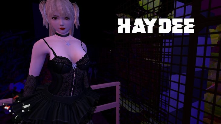 Haydee   Mods: Resident Evil – Misa Amane (Death Note) − アフィリエイト動画まとめ