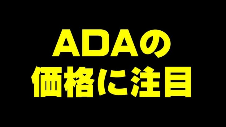 ADAの 価格に注目!!仮想通貨(ADA)で億り人を目指す!近未来戦士ヒロミの暗号通貨ライフ − アフィリエイト動画まとめ