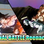 Goku, Freeza, No. 17 VS Jiren!! THE FINAL BATTLE!! Reenactment!! | Dragon Ball Xenoverse 2 %sep% %sitename%
