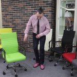 Офисное кресло Кап FX − アフィリエイト動画まとめ
