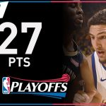 Klay Thompson Full Game 1 Highlights Pelicans vs Warriors 2018 NBA Playoffs – 27 Pts! − アフィリエイト動画まとめ