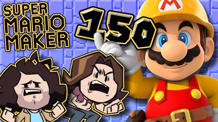 Super-Mario-Maker-Thiccc-and-Epic-PART-150-Game-Grumps