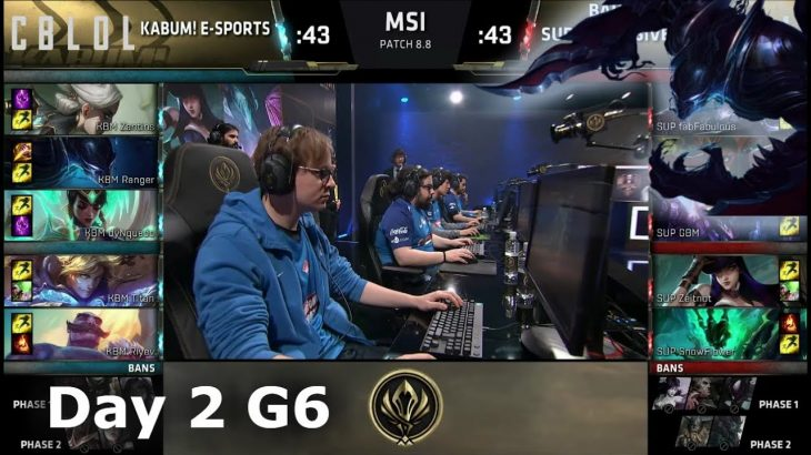 KaBuM-e-Sports-vs-SuperMassive-Day-2-LoL-MSI-2018-Play-In-Group-Stage-KBM-vs-SUP