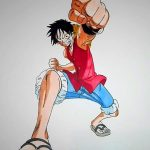Drawing Monkey D. Luffy [One Piece Special] | by KaitenkZ – アフィリエイト動画まとめ