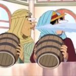 (FUNNY MOMENT ONE PIECE) moment luffy lucu dan ussop bertemu smoker dan tashigi di arabasta – アフィリエイト動画まとめ