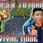 Tutorial Dan Tips Survival Mode Game Play By Adam Tubs Di Mobile Legends Indonesia − アフィリエイト動画まとめ