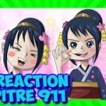 ONE PIECE chapitre 911 Live Reaction : LUFFY Arrivé à WANO KUNI – アフィリエイト動画まとめ