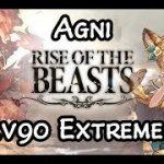 [Granblue Fantasy] Lv90 Agni Extreme+ Solo (Water Kengo w/ Unsigned Kaneshige feat. Vajra) − アフィリエイト動画まとめ