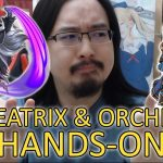 【Granblue Fantasy】Beatrix & Orchid Hands-On − アフィリエイト動画まとめ
