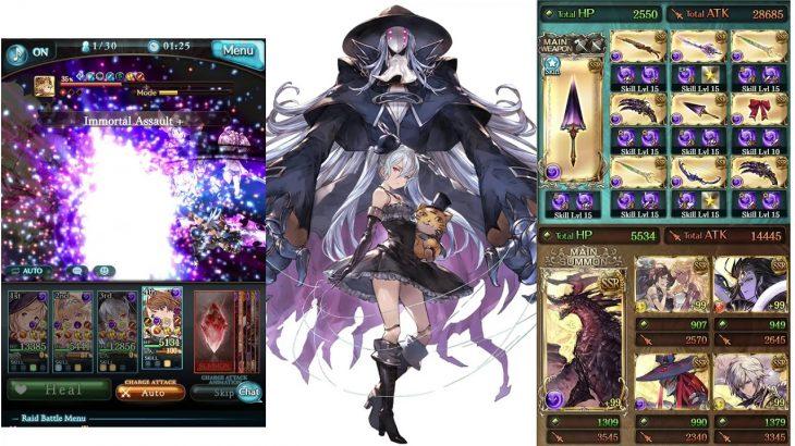 Granblue Fantasy –  Jeanne, Orchid, Beatrix vs Apollo (Post Rebalance) − アフィリエイト動画まとめ