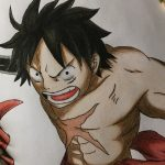Speed Drawing – Monkey D. Luffy (One Piece) [HD] – アフィリエイト動画まとめ