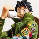 MONKEY D. LUFFY Ichiban Kuji Military Style Prize A | One Piece Figure Review – アフィリエイト動画まとめ