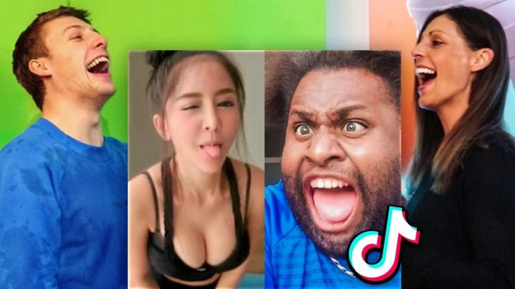 TIK TOK TRY NOT TO LAUGH CHALLENGE vs MY MUM – アフィリエイト動画まとめ