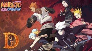 Смотрим новый ивент и проходим ивент Баруто Naruto Online
