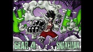 luffy  Usa nueva Tranformacion SNAKE MAN One Piece 870 sub Español – アフィリエイト動画まとめ