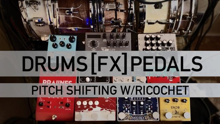 Drums-FX-Pedals-Pitch-Shifting-Effect-Pedals