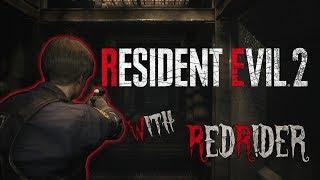Resident-Evil-2-Remake-Leon-Game-Play