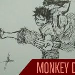 Menggambar Monkey D. Luffy – (one piece) – アフィリエイト動画まとめ