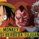 Inilah Alasan Luffy, Dragon, dan Garp Mengambil Jalan Hidup Yang Berbeda [ One Piece ] – アフィリエイト動画まとめ
