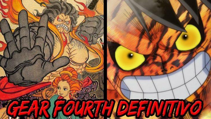 *El POWER UP DEFINITIVO* El Nuevo GEART FOURTH de Luffy con el Cual DERROTARÁ a Kaido ¡TIGER MAN! – アフィリエイト動画まとめ