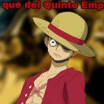 Luffy NO está al nivel de los Yonkou | Por que es llamado Quinto Emperador? – One Piece Análisis – アフィリエイト動画まとめ