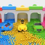 Nursery Rhyme Songs For Children Play with Super Sports Cars العاب وسيارات اطفال − アフィリエイト動画まとめ