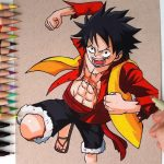 Drawing Monkey D. Luffy | One Piece – アフィリエイト動画まとめ