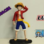 Como hacer a Monkey D.  LUFFY de One Piece con SculpeyIII [Plastilina|Porcelana fria|Clay] – アフィリエイト動画まとめ