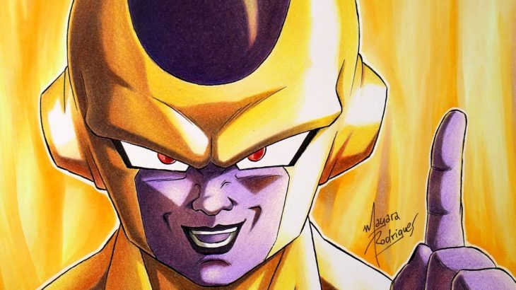 How to Draw GOLDEN FREEZA – DRAGON BALL SUPER – アフィリエイト動画まとめ
