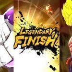 NOVO GOKU SSJ COM LEGENDARY FINISH E FREEZA FULL POWER – DRAGON BALL LEGENDS – アフィリエイト動画まとめ