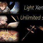 New light Xeno weapon Flamma Orbis unlimited skill dmg cap [Granblue Fantasy] − アフィリエイト動画まとめ