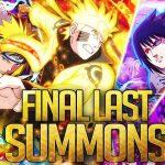 ** THE FINAL LAST ANNIVERSARY SUMMONS *   ** Naruto Ultimate Ninja Blazing * − アフィリエイト動画まとめ
