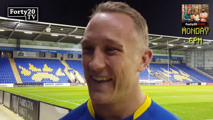 Forty20-TV-Jason-Clark-after-Warrington-secure-Super-League-play-off-place