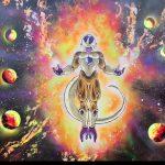 Freeza dragon ball spray painting – アフィリエイト動画まとめ