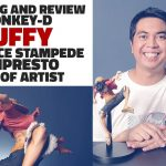 Banpresto King of Artist Monkey-D Luffy – One Piece Stampede Movie | UNBOXING and REVIEW – アフィリエイト動画まとめ
