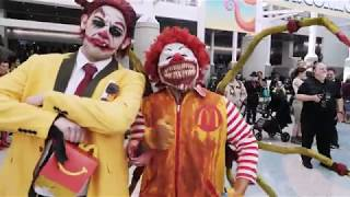 Ronald & Ryuk Get Lost @ LACC 2019 − アフィリエイト動画まとめ